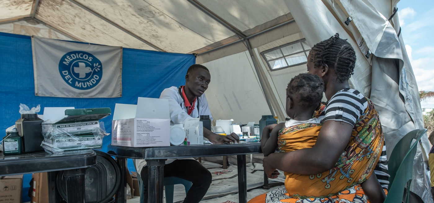 Mozambique: healthcare after Cyclone Idai - Doctors of the World