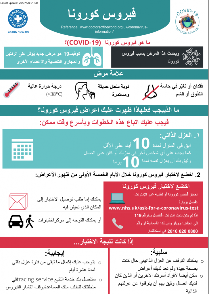 Arabic Infographics - Overview