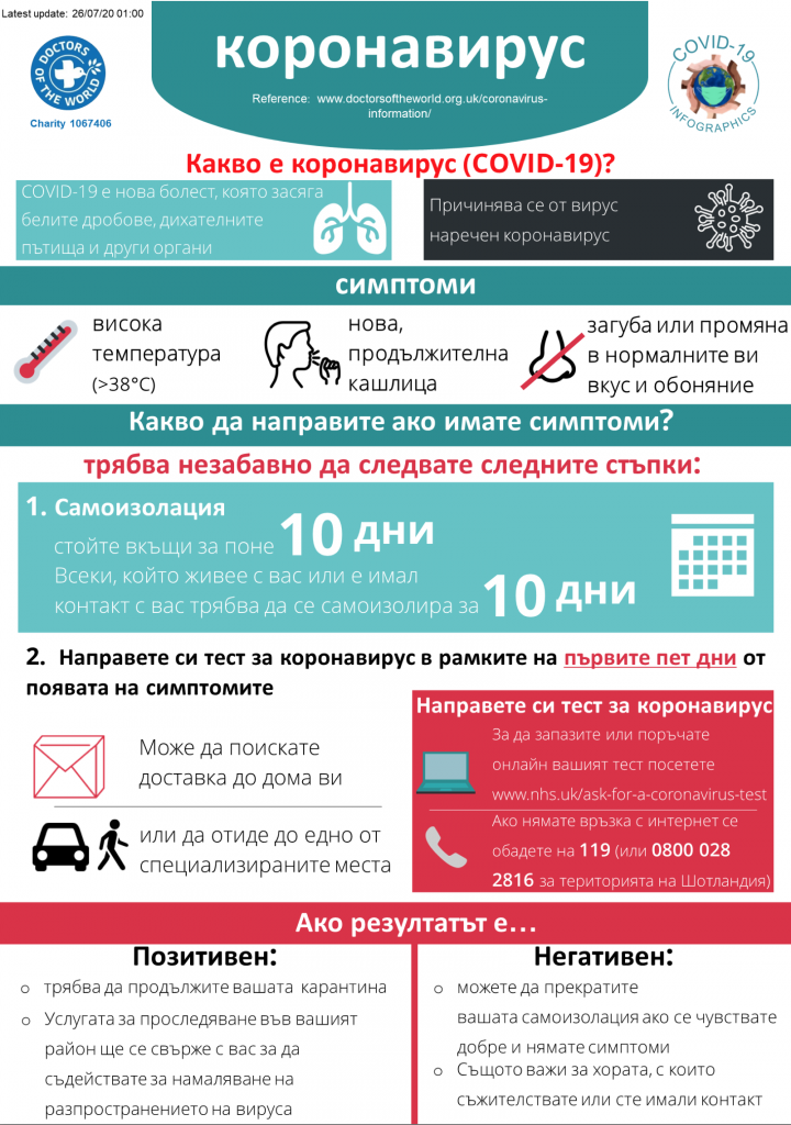 Bulgarian Infographics - Overview