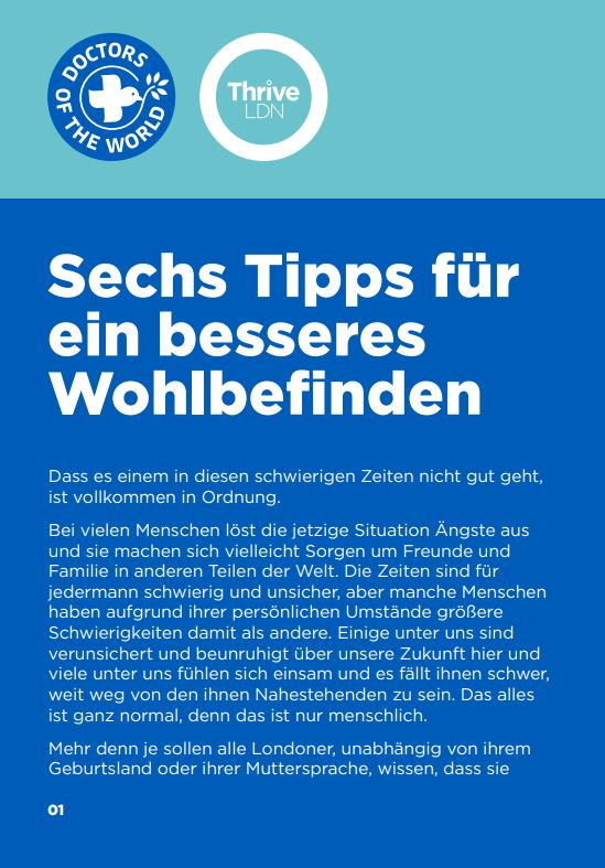 German wellbeing guidance thumbnail
