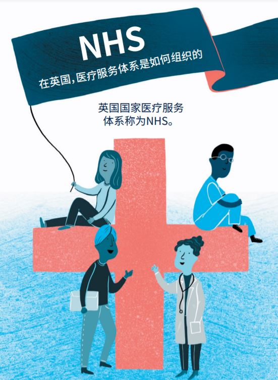 Simplified Chinese The NHS