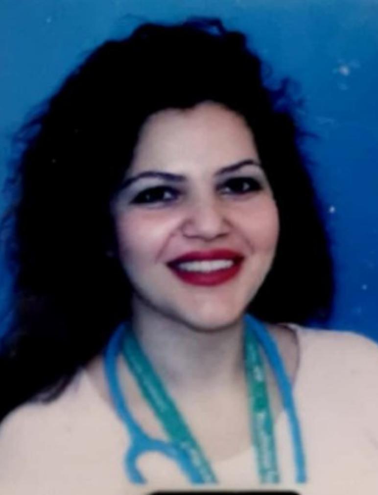 Nazanin National Health Advisor