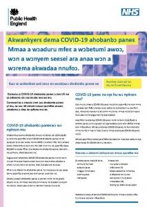 COVID 19 Vaccination Childbearing/Pregnant